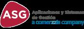 ASG Aplicaciones y Sistemas de Gestión Logo